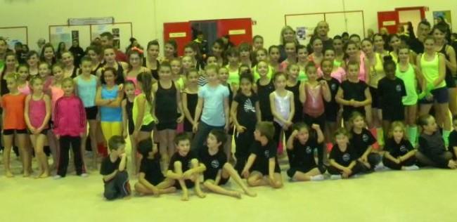 La gymnastique… bien plus qu'un sport, une passion partagée